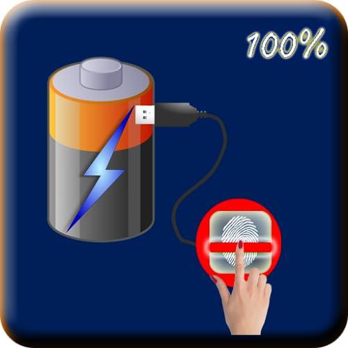 Fingerprint Battery Charger Prank