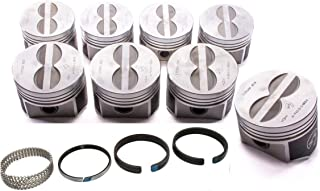 Speed Pro/TRW Forged Flat Top Piston+MOLY Ring compatible with Chrysler/Dodge 440 6/Six-Pack +.060