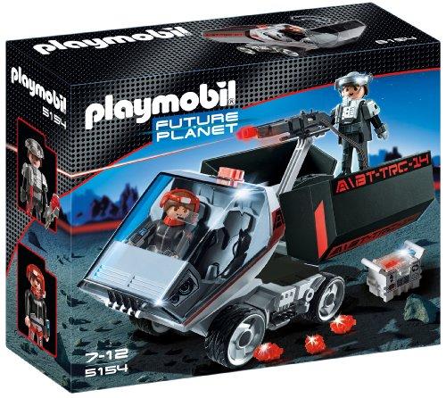 PLAYMOBIL Future Planet - Space Darksters Camióncañónlás, Juguete Educativo, Multicolor, 30 x 10 x 25 cm, (626711)