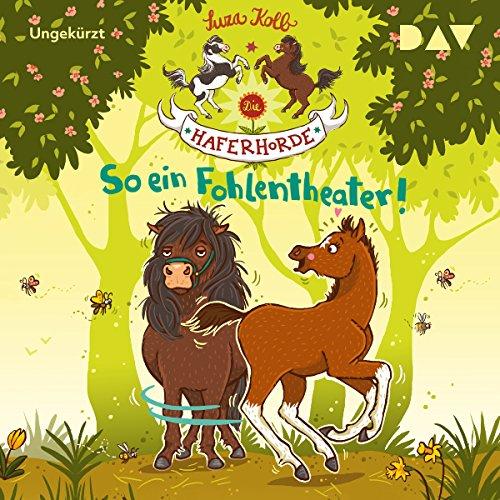 So ein Fohlentheater! audiobook cover art