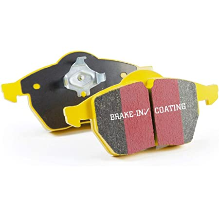 EBC Brakes DP41797R Yellowstuff Street and Track Brake Pad