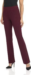 Women's Secret Figure Pull-On Knit Bootcut Pant w/Tummy Control