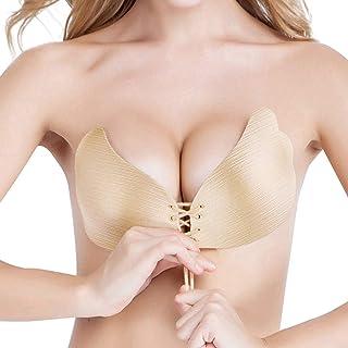 b882f22124b09 Adhesive Bra Push Up Bra Backless Strapless Bra Invisible Silicone Bra  Sticky Bra