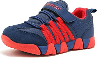 ODOUK Boys Girls Sneakers Kids Outdoor Tennis Running Athletic Shoes