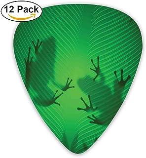 Azeeda 7 x Perch/é Hibou m/édiator pour Guitare Pendentif plectre GP00016025