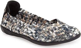 حذاء مسطح للنساء من بيرني ميف, (سترو), 37 EU
