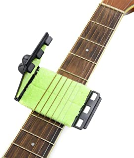 Tcplyn Guitar String Cleaner Fast Guitar Fretboard Cleaning Tool Fingerboard Cleaner String Instrument Maintain Tool 1 Pcs