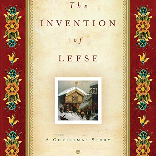 The Invention of Lefse audiobook cover art
