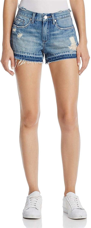[BLANKNYC] Blank NYC Womens Denim Distressed Cutoff Shorts