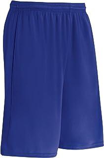 Champro Clutch Z-Cloth Dri-Gear® Short; Adult, Royal, Small