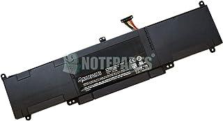 【NOTEPARTS】Asus エイスース ZENBOOK UX303LN UX303U UX303UB Q302LA 用 バッテリー C31N1339対応