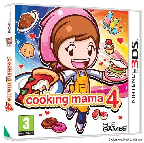 Cooking Mama 4 (Nintendo 3DS) [Nintendo 3DS] [importación inglesa]