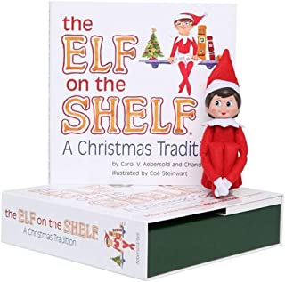 The Elf on the Shelfs Blue Eyed Girl Bundle with Limited Edition Super Hero Outfit