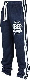 096157caecbf NIUQY 🔥Sconti Offerte offerte e promozioni 🔥Uomo Pantaloni Casual Larghi  Medio Liscio Dritto Vita