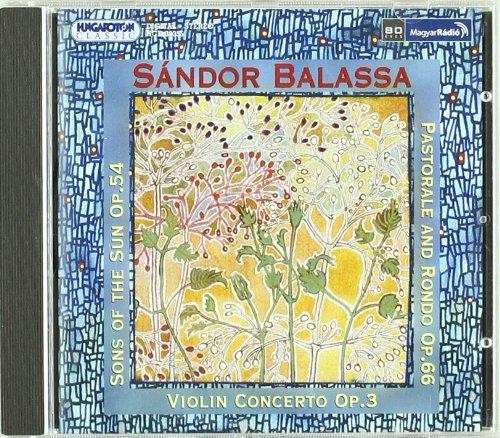 Enfants du Soleil OP.54-Pastorale & Rondeau OP.66-Concerto OP.3