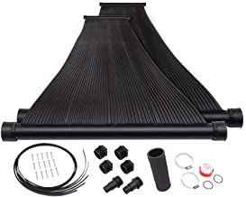 pool roof solar heater