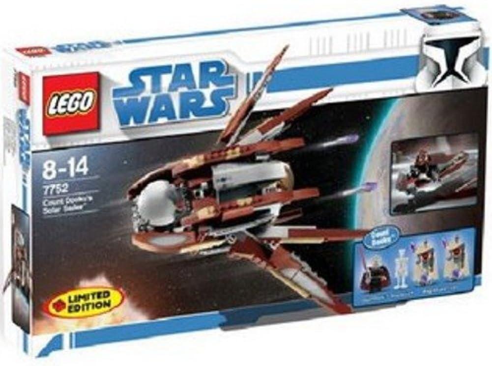 LEGO Oakland Mall 7752 Star Wars 25% OFF Sailer Solar Count Dooku's