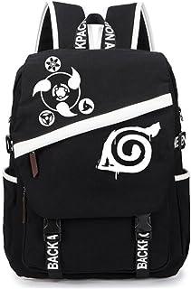 YOYOSHome Japanischer Anime-Cartoon-Cosplay-Büchertasche, Tagesrucksack, Schultasche
