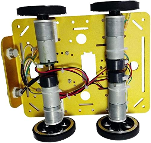 ganancia cero SM SunniMix Juguete Inteligente Pista 4wd Robots Coche Coche Coche Chasis Control Remoto DIY RC Concepto Ergonómico Profesional  barato y de alta calidad