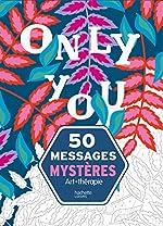 50 messages mystères de Manon Bucciarelli