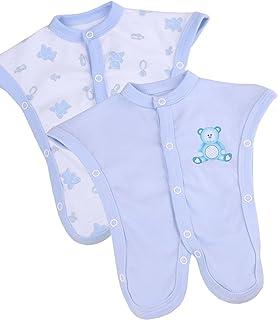 Babyprem Frühchen Schlafanzug Strampler NICU Neonatale Inkubator Kleidung 0-38cm