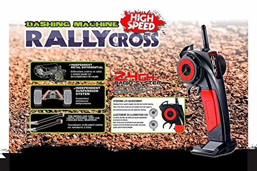 RC Rally Car kaufen Rally Car Bild 1: RX12 Rally EP 1 12 RTR 2WD (gr n)*