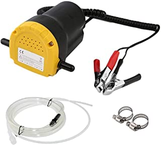 Vvciic Olio 12V 5A Fluid Extractor Transfer Pompa fluida gasolio estrattore Elettrico Trasferimento di ricupero della Pompa di aspirazione