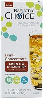 green tea protein drink