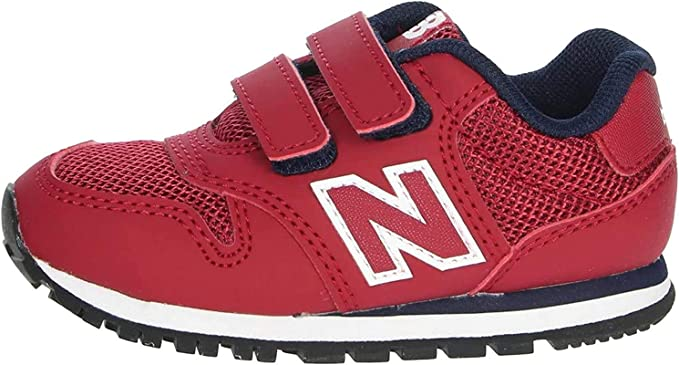 New Balance 500 Baby Red Sneaker For Kids IV500RR