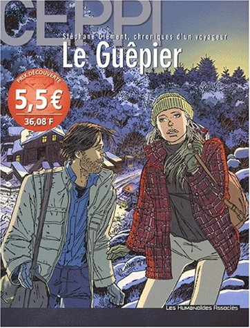 STEPHANE CLEMENT T01 LE GUEPIER OPE