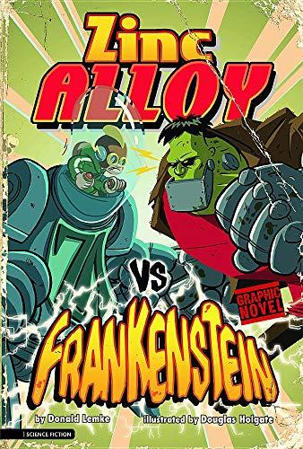 Zinc Alloy vs Frankenstein (Graphic Sparks)