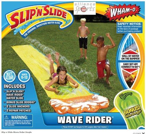 Slip-n-Slide 16ft Single Slide