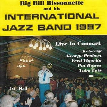 "Big Bill Bissonnette & His International Jazz Band 1997 - ""Live"" - First Half"