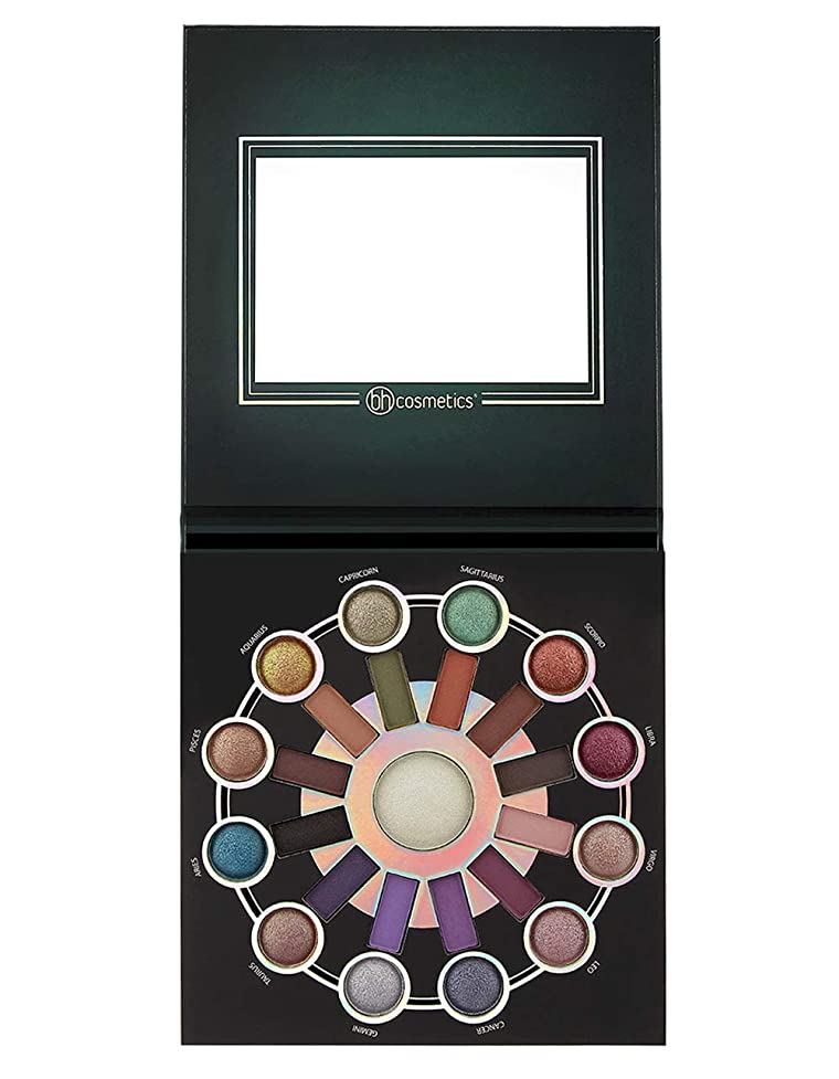 失敗触覚原油BH Cosmetics Zodiac - 25 Colour Eyeshadow & Highlighter Palette