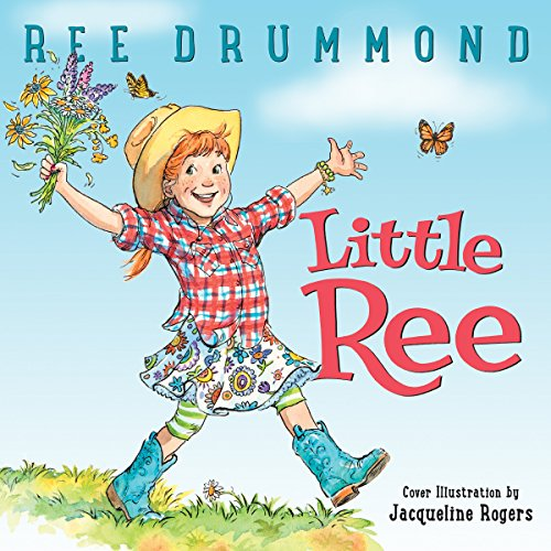 Little Ree audiobook cover art