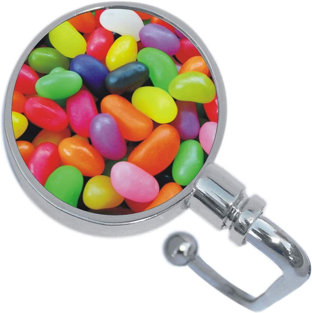 Colorful Candy Jellybeans latest Purse Hanger Max 67% OFF