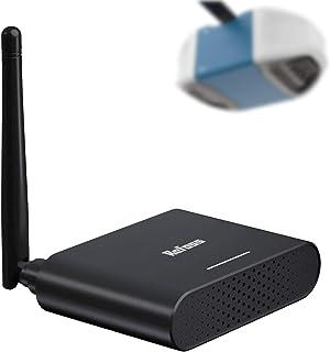 Abridor de puerta de garaje inteligente, refoss Smart Wi-fi para 3 puertas de garaje, control de aplicación, compatible co...
