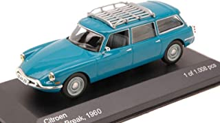 Citroen ID 19 1960 Year - Executive car (E) - 1/43 Scale Collectible Model Vehicle - 5-Door Wagon (Safari)