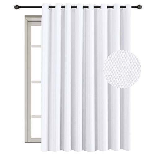 Extra Wide Curtain Panels Amazoncom