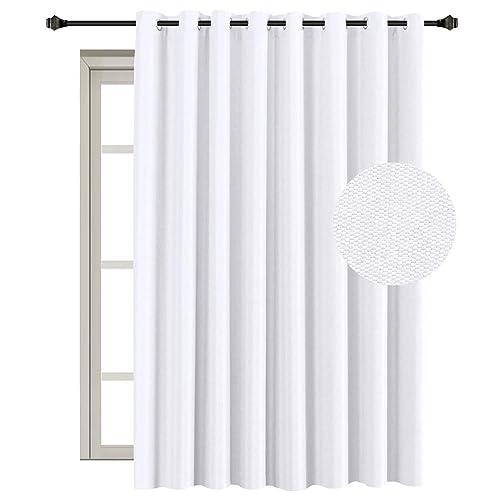 Extra Wide Curtain Panels Amazoncom