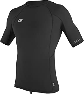 O'Neill Men's Premium Skins UPF 50+ Short Sleeve Rash Guard