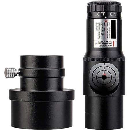 QCSTORE Calibratore Senza Regolazione Dispositivo di Regolazione dello Zero Laser a Infrarossi Kit di Mira Calibro Luce Esterna Mirino