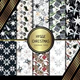 Scrapbook Paper: Hygge Christmas: Double Sided Craft Paper For Card Making, Origami & DIY Projects | Decorative Scrapbooking Paper