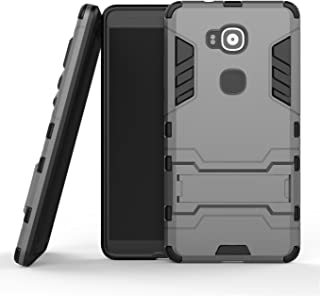Huawei G8 Case, Huawei GX8 Hybrid Case, Dual Layer Protection Hybrid Rugged Case Hard Shell Cover with Kickstand for 5.5'' Huawei G8, Huawei GX8