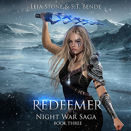 Redeemer audiobook cover art