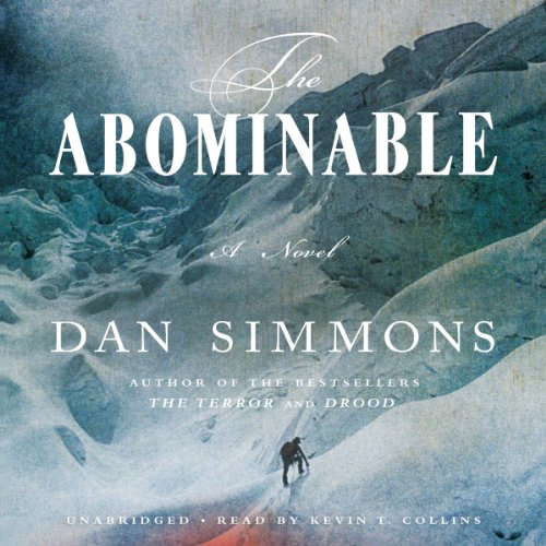 The Abominable audiobook cover art
