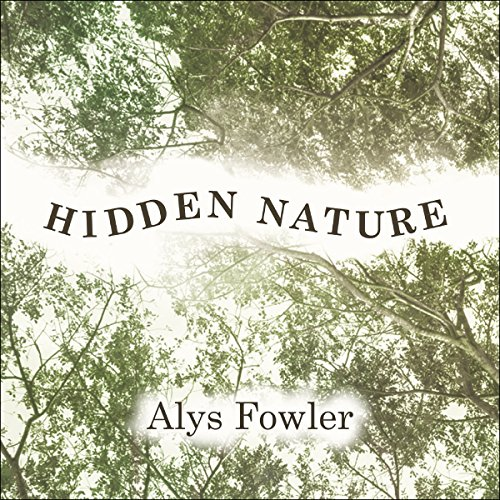 Hidden Nature audiobook cover art
