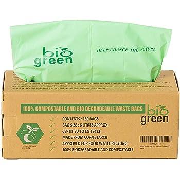 All Green Bac De Recyclage De Compost Pour Cuisine Vert 5 L