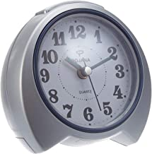 Dojana Alarm Clock, DA8117-silver-white