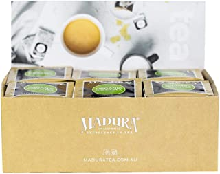 Madura Organic Green 120 Enveloped Tea Bags, 1 x 180 g
